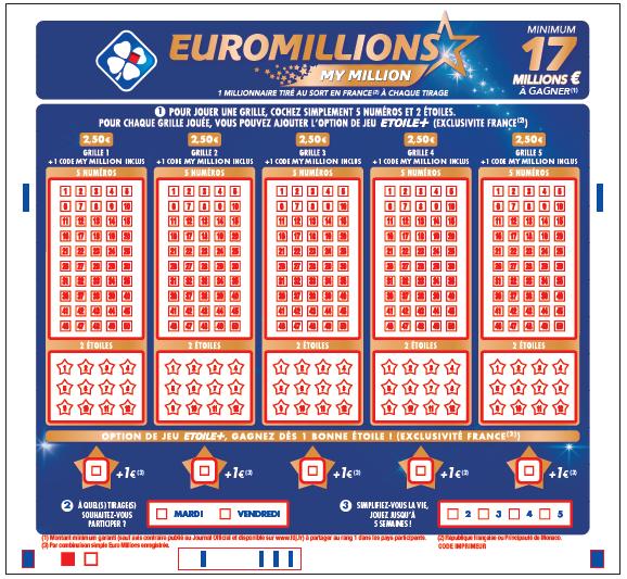 nouvelle grille Euromillions