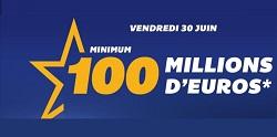 Super Jackpot Euromillions du 30 juin 2017